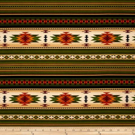 Tucson Stone Green Fabric