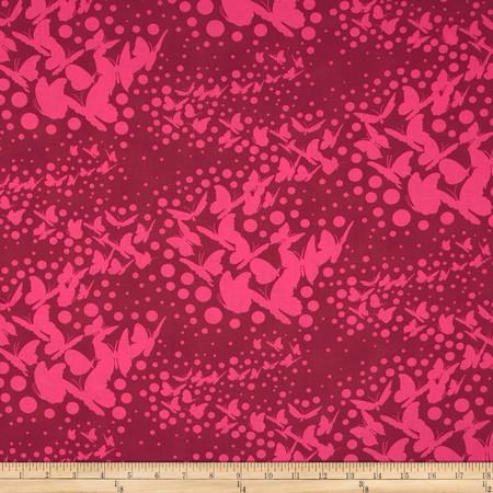 Tula Pink Moon Shine Swarm Jam Fabric By The Yard