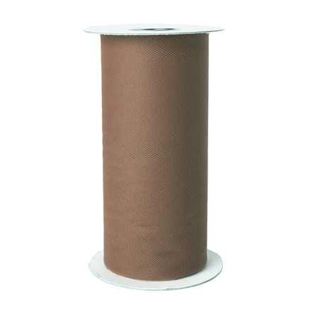 Tulle Spool Antique Gold
