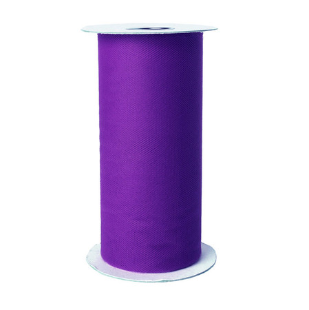 Tulle Spool Lavender