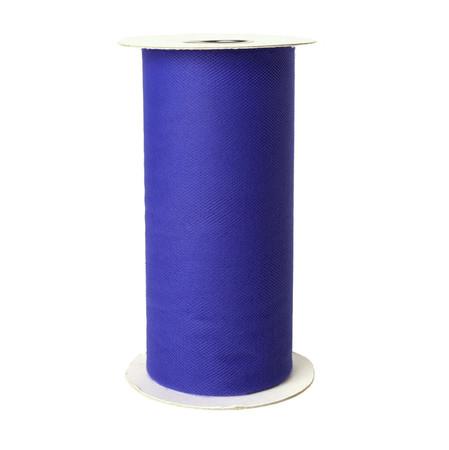 Tulle Spool Periwinkle Blue