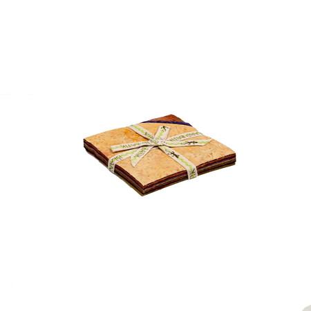 Tuscany Sun 5'' Batik Stamp Pack