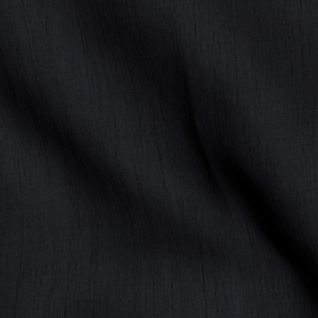 Two Tone Chiffon Black Fabric By The Yard