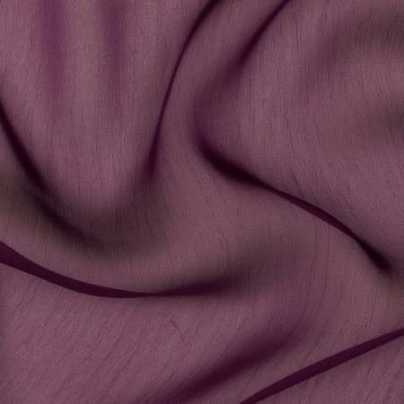 Two Tone Chiffon Plum Fabric By The Yard
