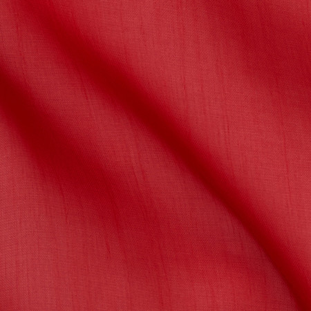 Two Tone Chiffon Red Fabric By The Yard