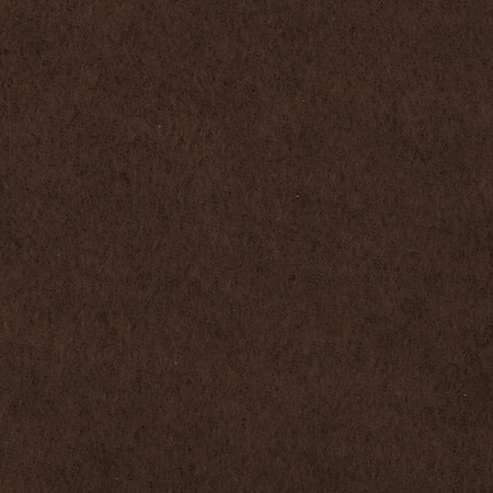 Warm Winter Fleece Solid Brown Fabric By The Yard