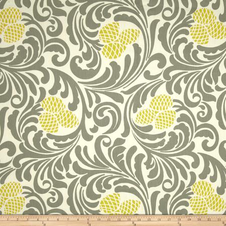 Waverly Empress Chintz Lemongrass Fabric