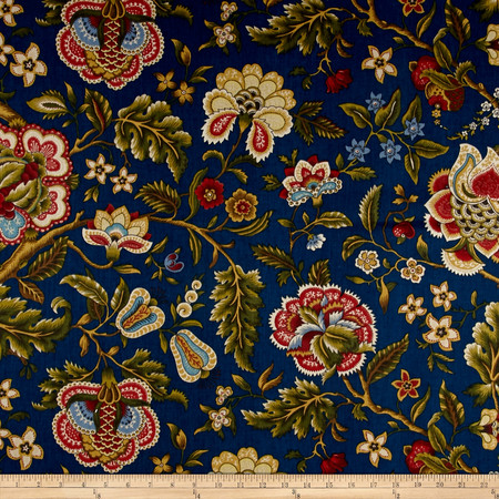Waverly Imperial Dress Twill Jewel Fabric By The Yard