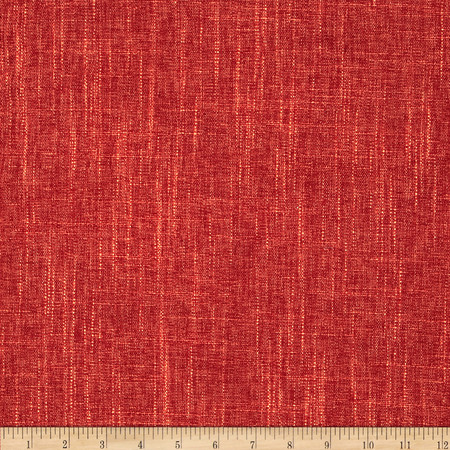 Waverly Orissa Crimson Fabric By The Yard
