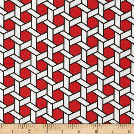 Waverly Shoji Chintz Lacquer Fabric
