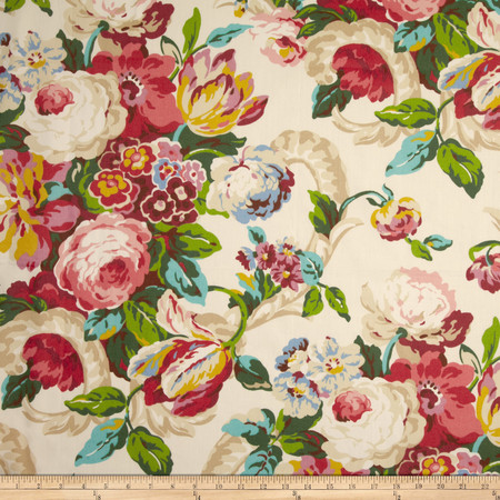 Waverly Spring Bling Spring Fabric By The Yard