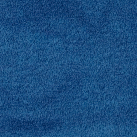 Whisper Coral Fleece Solid Cadet Blue Fabric By The Yard