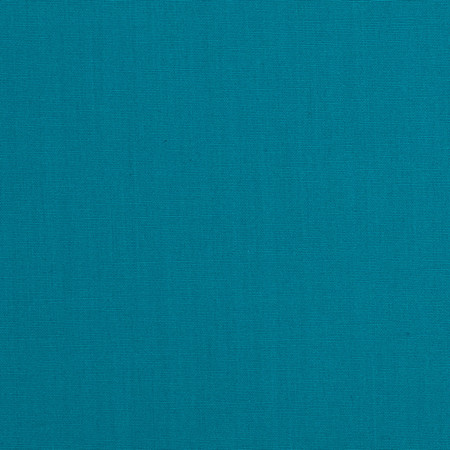 Whisper Poplin Teal Fabric