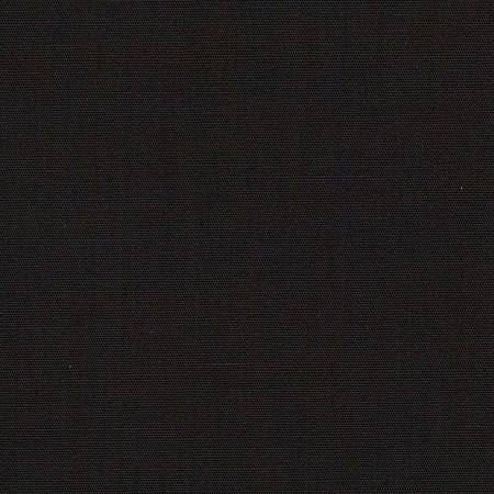 Windsor Poplin Black Fabric