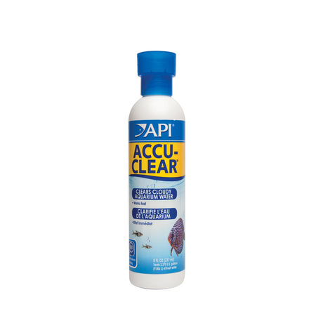 API Accu Clear Aquarium Water Clarifier  237ml
