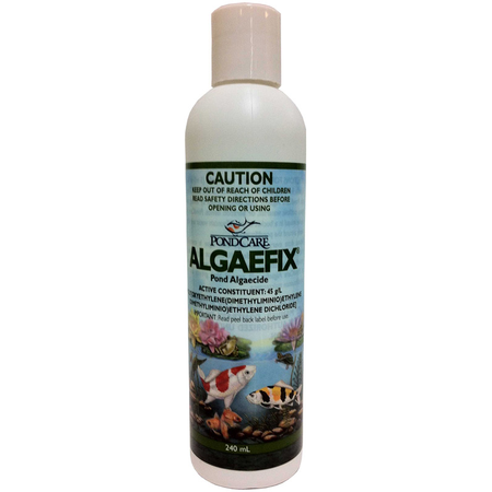 API Algaefix Algae Control for Ponds  237ml