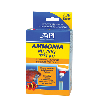 API Ammonia Test Kit - Fresh/Saltwater