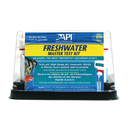 API Freshwater Master Multi Test Kit - 5 in 1