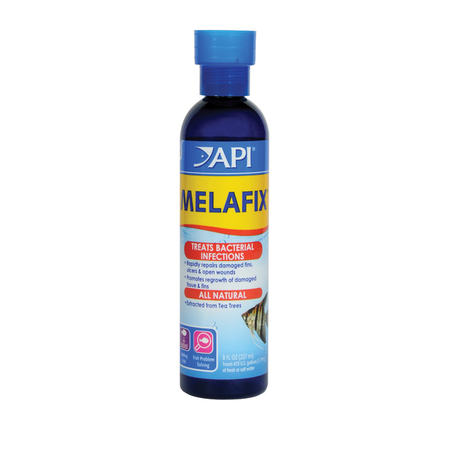 API Melafix Aquarium Bacterial Infection Treatment  237ml