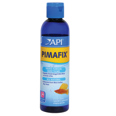 API Pimafix Aquarium Fungal and Bacterial Infection Treatment  118ml
