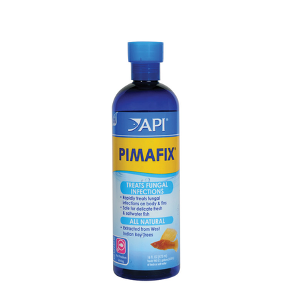 API Pimafix Aquarium Fungal and Bacterial Infection Treatment  473ml