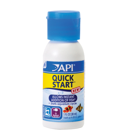 API Quick Start Aquarium Kick Starter  30ml