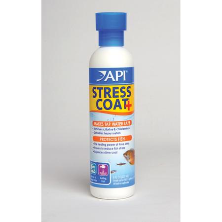 API Stress Coat Aquarium Water Conditioner  237ml
