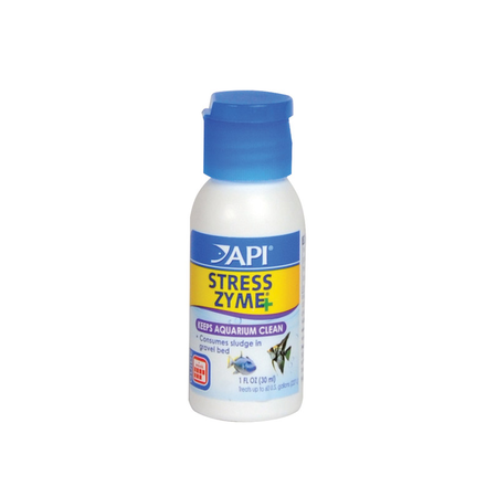 API Stress Zyme Beneficial Aquarium Bacteria  30ml