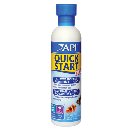 API - Quick Start - Aquarium Water Conditioner