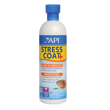 API - Stress Coat - Aquarium Water Conditioner