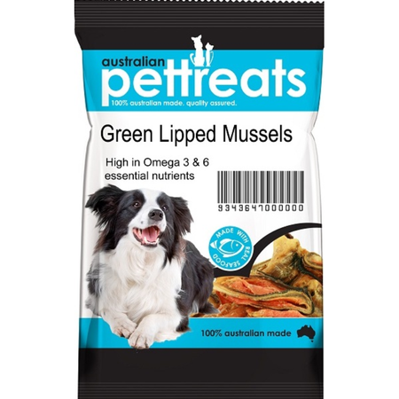 APT Seafood Chip with Green Lipped Mussels - 150gm
