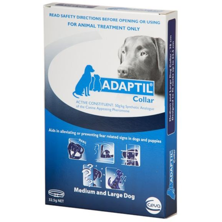 Adaptil anti-anxiety collar (Medium / Large Dogs)