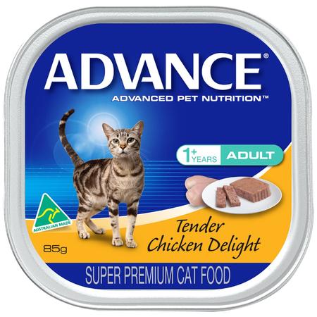 Advance Cat Adult Tender Chicken Delight - 85g
