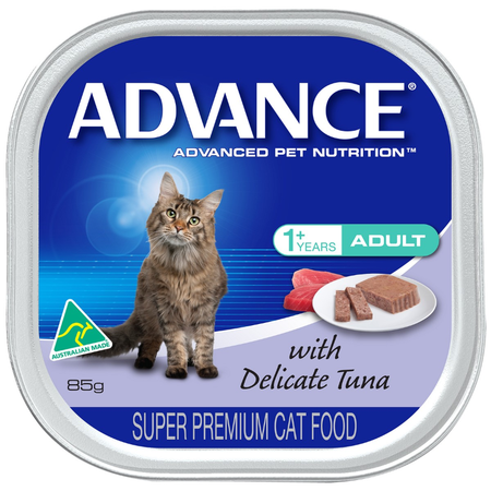 Advance Cat Adult with Delicate Tuna - 85g