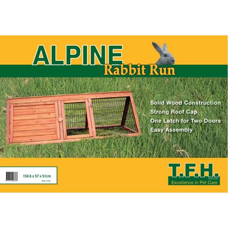 Alpine Rabbit Run Large - 154x57x51cm