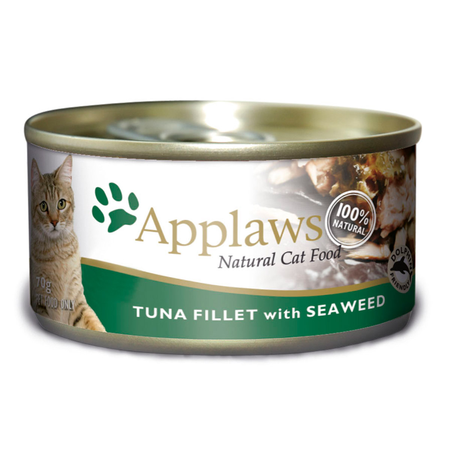 Applaws Cat Tuna with Seaweed - 70gm