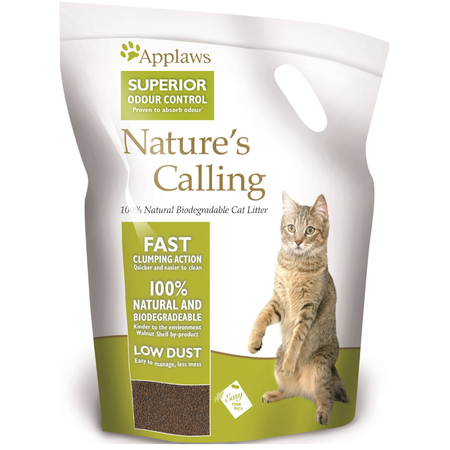 Applaws Natures Calling Clumping Cat Litter  2.7kg