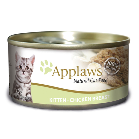 Applaws Tin Kitten Chicken Breast - 70gm