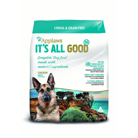 Applaws - Adult Large Breed - Grain Free - Dry Dog Food