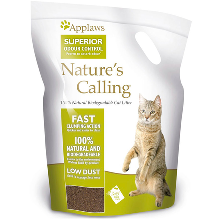 Applaws - Natures Calling - Clumping Cat Litter