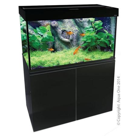 Aqua One Brilliance 100 Rectangular Aquarium Set 225L