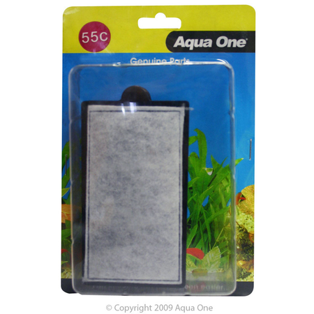 Aqua One Carbon Cartridge - 280 Clear View