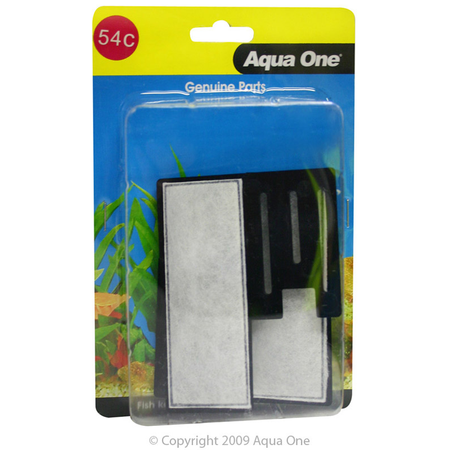 Aqua One Carbon Cartridge - H100 - 2 pack