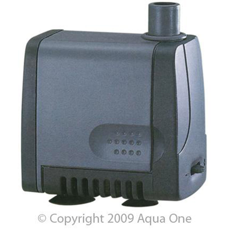 Aqua One Maxi Internal Aquarium Powerhead  102-500L/Hr (Tanks up to 125L)