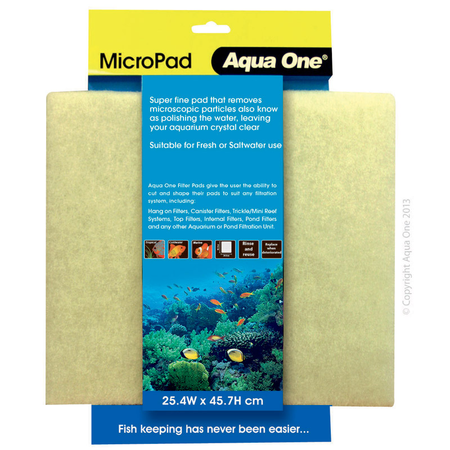Aqua One MicroPad 25.4x45.7mm