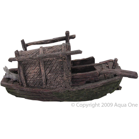 Aqua One Ornament - Japanese Fishing Boat