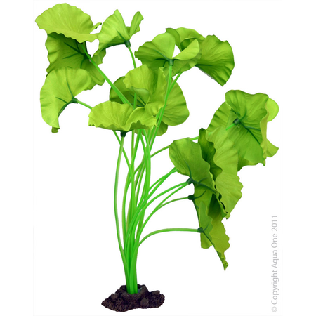 Aqua One SIlk Plant - Ludwigia Red/Green - 30cm