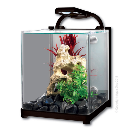 Aqua One - Reflex Nano - 26 Litre Aquarium Fish Tank