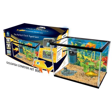 Aquatopia Goldfish Starter Kit