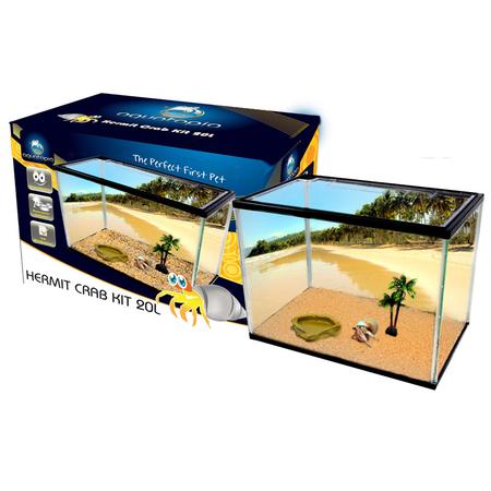 Aquatopia Hermit Crab Starter Kit